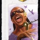 Image de 7 wonders : Leaders - Stevie Wonder
